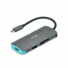 Metal USB-C Nano Dock 4K HDMI + Power Delivery 100 W