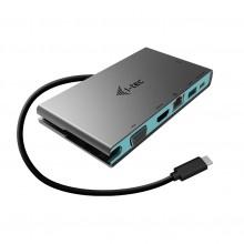 USB-C Travel Dock 4K HDMI o VGA, Cable USB-C de 20cm