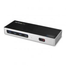 Docking Station 4K Dual con 6 Puertos USB C / USB 3.0