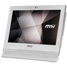 "Todo en Uno MSI Pro 16T 7M-020XEU 39,6 cm (15.6"") - Intel Celeron - 4 GB RAM - SSD (FreeDos)"