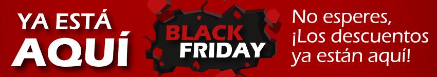 No esperes al Black Friday