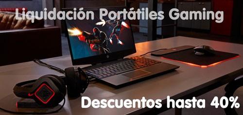 Portatiles Gaming HP