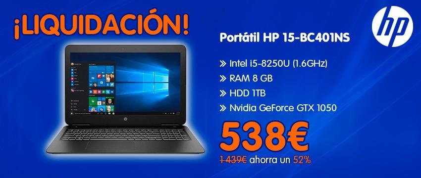 Comprar Portátil HP Barato