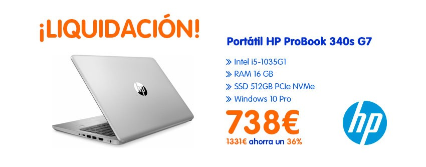 Hp Probook 340s